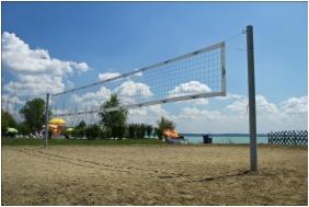 Hotel Marına Port, Volleyball ğround