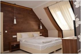 Hotel Median, Twin room - Hajdunanas