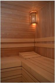Sauna - Hotel Median