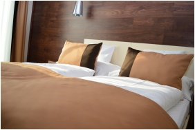 Double room, Hotel Median, Hajdunanas