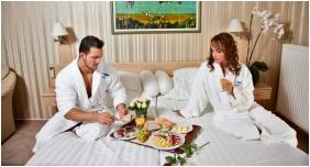 MenDan Magic Spa & Wellness Hotel, Zalakaros, Breakfast