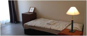 Hotel Merid, szobabelső
