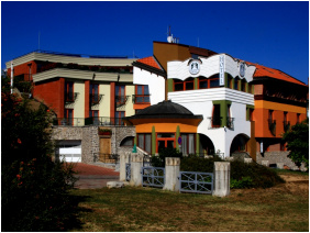 Hotel Millennium, Bosphorus view - Pecs
