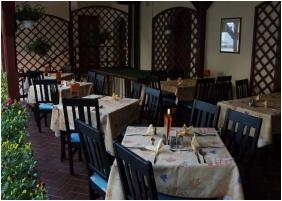 Hotel Minaret, Eger, Restaurant