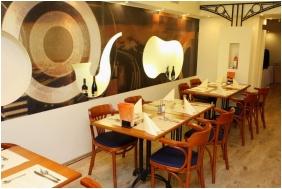 Hotel Minaret, Restaurant