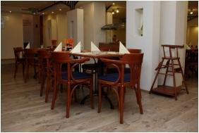 Restaurant, Hotel Minaret, Eger