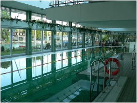 Spa & Wellness centre, Hotel Molo, Siofok