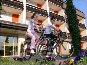 Hotel Napfény, Biciklizés - Zalakaros