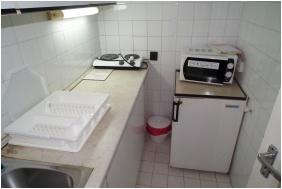 Küche - Hotel Napsugar