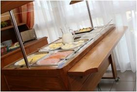 Hotel Napsugar, Buffet breakfast - Heviz