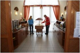 Frühstücksraum - Hotel Napsugar