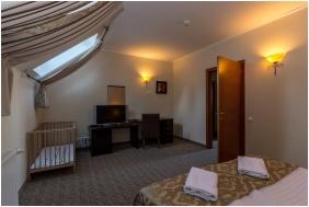 Hotel Narád & Park, Lakosztály