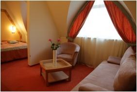 Hotel Négy Évszak, Deluxe szoba