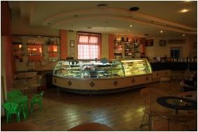 Hotel Neğy Evszak, Coffee shop - Hajduszoboszlo