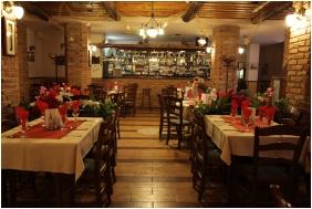 Hotel Neğy Evszak, Restaurant - Hajduszoboszlo