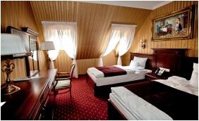 Hotel Obester, Twn room - Debrecen