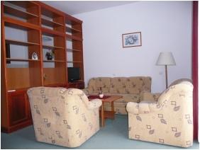 Hotel Ovit, Keszthely, Room interior