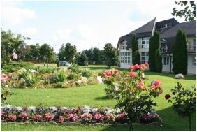 Hotel Ovit, Garden - Keszthely