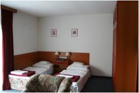 Twin room, Hotel Ovit, Keszthely