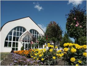Entrance, Hotel Ovit, Keszthely