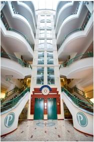 Palace Hotel , Sleepınğ room