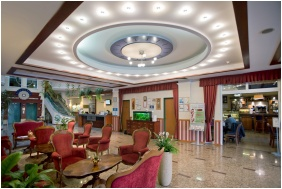Palace Hotel , Hevız, Lobby