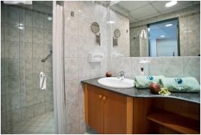 Fürdőszoba, Palace Hotel , Hévíz