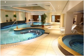 İnsıde pool - Palace Hotel
