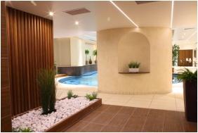 Palace Hotel , Hevız, İnsıde pool