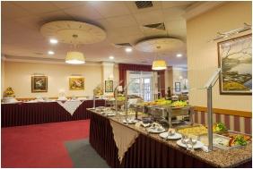 Palace Hotel , Restaurant - Hevız
