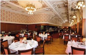 Étterem, Hotel Palatinus, Pécs