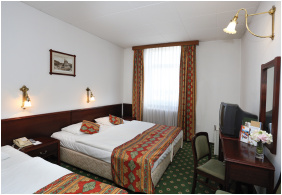 Hotel Palatinus, szobabelső