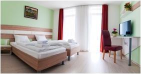 szobabelső, Hotel Pallone, Balatonfüred