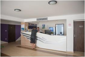 Hotel Pallone, Recepció - Balatonfüred