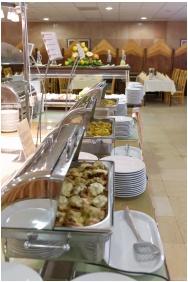 Hunguest Hotel Panorama, Heviz, Restaurant