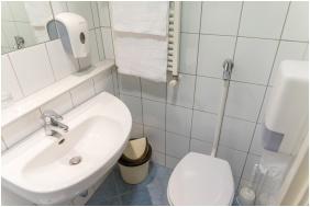 Hunguest Hotel Panorama, Bathroom - Heviz