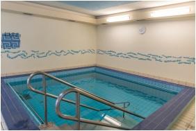 Hunguest Hotel Panoráma, Belső medence - Hévíz