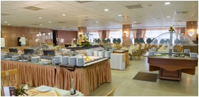 Heviz: Hunguest Hotel Panorama - Restaurant