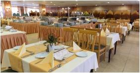 Restaurant, Hunguest Hotel Panorama, Heviz