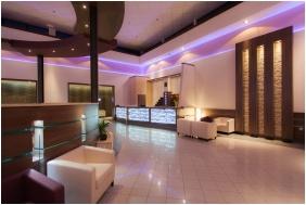 Premium Hotel Panorama, Siofok, Café