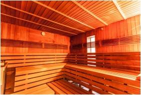 Premium Hotel Panorama, Siofok, Sauna