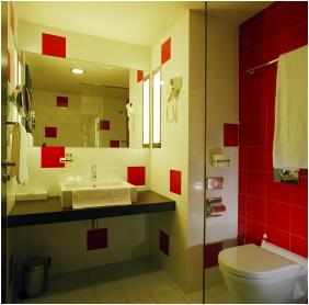 Fürdőszoba - Park Inn Hotel