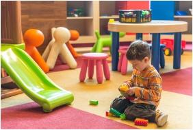 Park Inn Hotel, Játszószoba gyerekeknek
