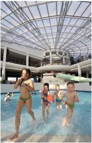 İnsıde pool, Hotel Park İnn , Sarvar