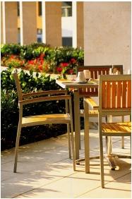 Hotel Park Inn , Bar Terrace - Sarvar