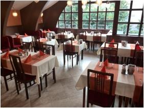 Hotel Park, Heviz, Restaurant