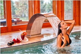 Hotel Piroska, Buk, Bukfurdo, Adventure pool