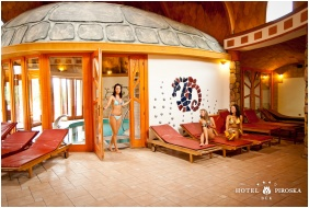 Adventure pool, Hotel Piroska, Buk, Bukfurdo
