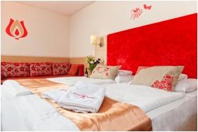 Hotel Piroska, B�k, B�kf�rd�, Superior szoba