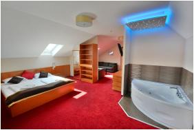 Hotel Platan Szekesfehervar, Double room